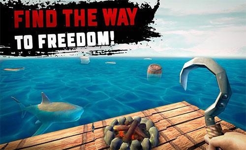 دانلود بازی RAFT Original Survival Game