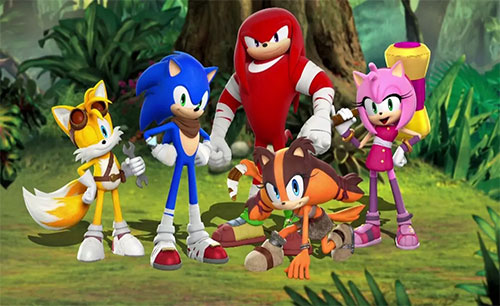 Sonic.Dash.center