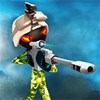 Stickman Sniper Squad 2017 Logo