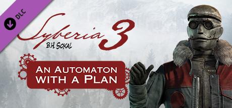 Syberia 3 An Automaton with a plan center
