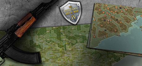 دانلود بازی شبیه ساز استراتژیک کامپیوتر The Operational Art of War IV جدید