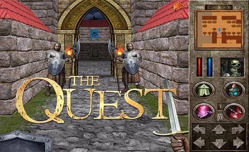 دانلود بازی The Quest