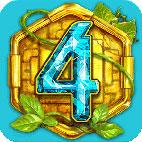 The Treasures Of Montezuma 4 Logo