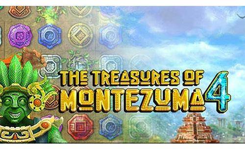 دانلود The Treasures Of Montezuma 4 جدید