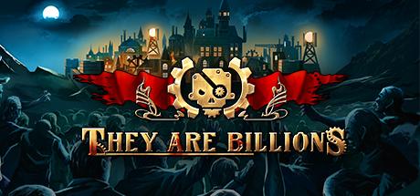 دانلود بازی استراتژیک کامپیوتر They Are Billions جدید