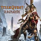 Titan Quest Ragnarok logo