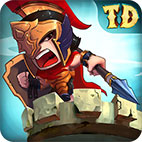 Tower Defense Battle Logo