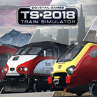 Train Simulator 2018 logo
