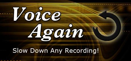 Voice Again center