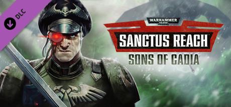 Warhammer 40000 Sanctus Reach Sons of Cadia center