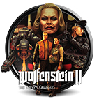 Wolfenstein II The New Colossus logo