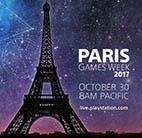 Sony Press Conference Paris Games Week-logo