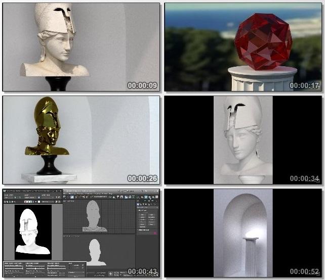 دانلود فیلم آموزشی 3ds Max: Advanced Materials از Lynda