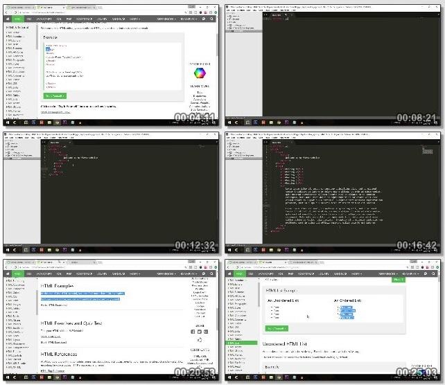 دانلود فیلم آموزشی HTML and CSS for Beginners Web Design & Development