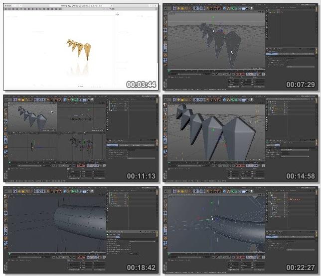 دانلود فیلم آموزشی Inlifethrill - 3D Jewellery Visualization