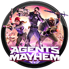 Agents of Mayhem Icon