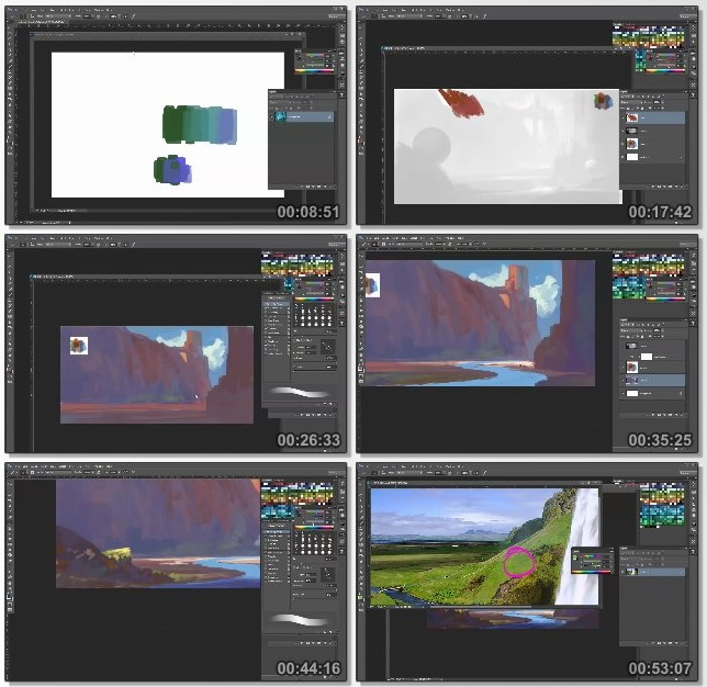 دانلود فیلم آموزشی Gumroad - Sci-Fi Environment Design Tips and Techniques