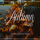 Autumn Vibes – Lightroom Presets logo