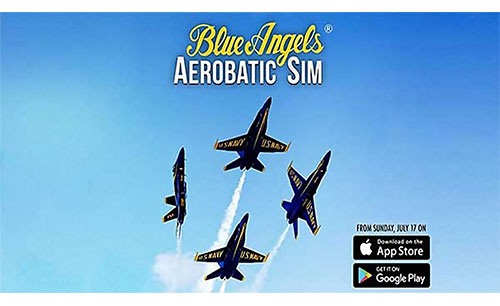 دانلود Blue Angels Aerobatic Sim جدید