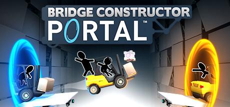 دانلود بازی پازلی و فکری کامپیوتر Bridge Constructor Portal جدید