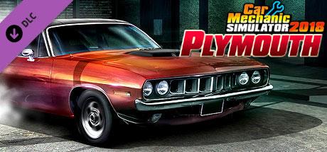 دانلود Car Mechanic Simulator 2018 Plymouth جدید