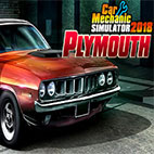 Car Mechanic Simulator 2018 Plymouth logo