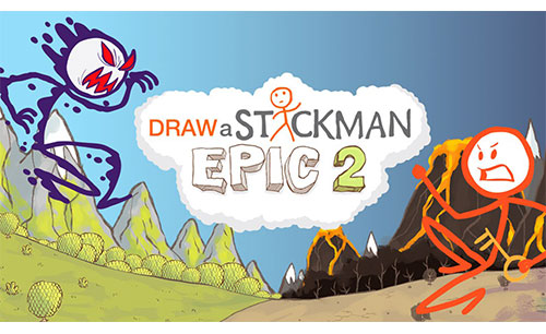دانلود Draw a Stickman EPIC 2 جدید