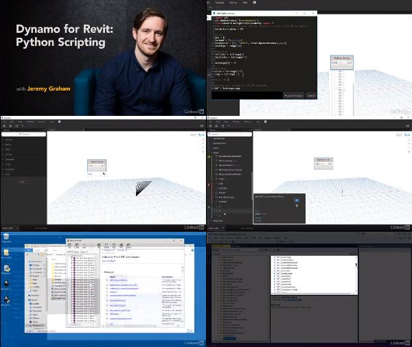 Dynamo for Revit Python Scripting center