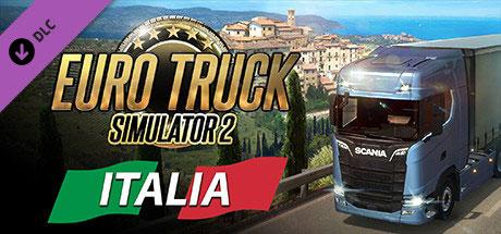 دانلود Euro Truck Simulator 2 Italia جدید