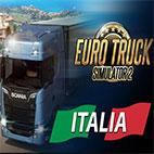 Euro Truck Simulator 2 Italia logo