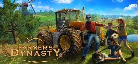 بازی Farmers Dynasty جدید