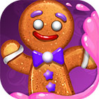 Gingerbread Story Deluxe Logo