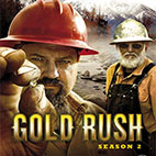 Gold Rush The Game Season 2 logo