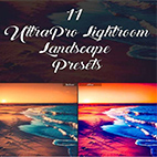 GraphicRiver - 11 Ultra Pro Lightroom Landscape Presets logo