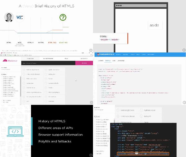 HTML5 Fundamentals center