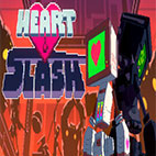 Heart and Slash Endless Dungeon Logo