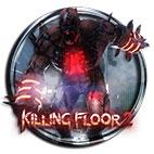 Killing Floor 2 Krampus Christmas logo