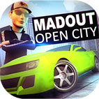 MadOut Open City 7 Logo