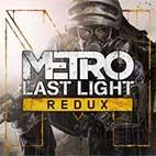 لوگوی بازی Metro: Last Light Redux
