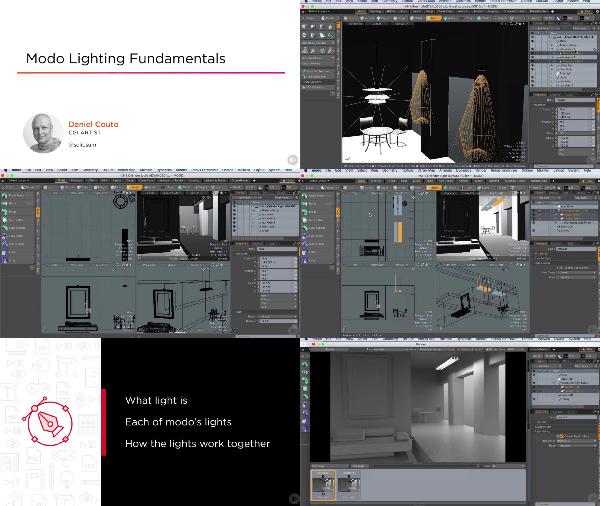 Modo Lighting Fundamentals center