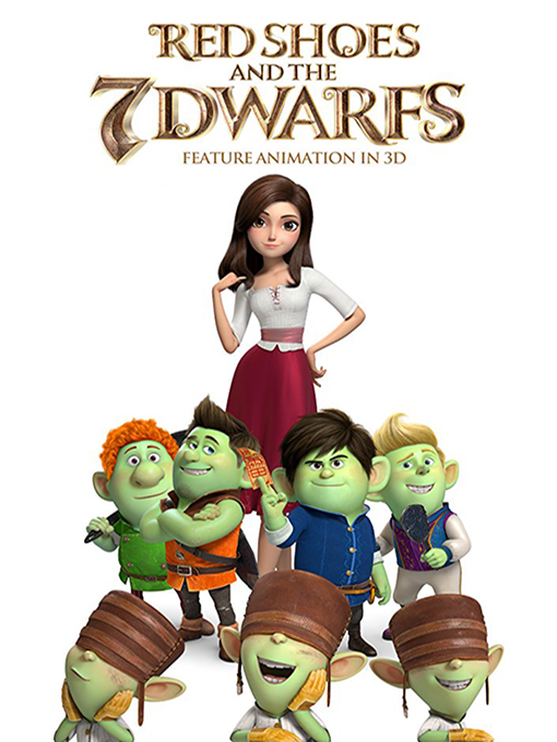 Red Shoes The  Dwarfs Full Movie