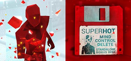 دانلود بازی اکشن کامپیوتر SUPERHOT MIND CONTROL DELETE جدید