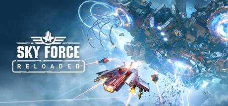 دانلود بازی آرکید اکشن کامپیوتر Sky Force Reloaded جدید