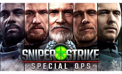دانلود Sniper Strike Special Ops جدید