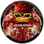 Street Fighter V Arcade Edition Icon