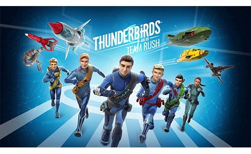 دانلود Thunderbirds Are Go Team Rush جدید