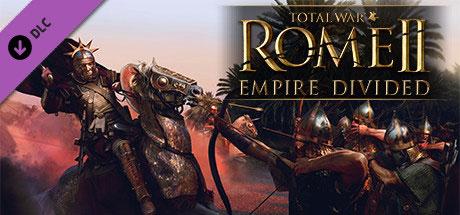 دانلود Total War ROME II Empire Divided جدید