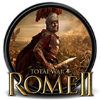 Total War ROME II Empire Divided logo