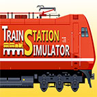 Train Station Simulator Logo
