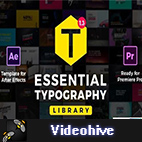 Videohive Essential Titles and Lower Thirds logo